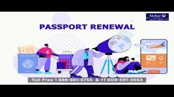 Akshar Travels TV Spot, 'Looking for OCI Card, Passport Renewal OR Emergency Visa' - Thumbnail 7