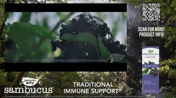 Nature's Way Sambucus Elderberry TV Spot, 'Generations of Knowledge: QR Code' - Thumbnail 3