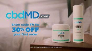 cbdMD TV Spot, 'Living in Pajamas' - Thumbnail 6