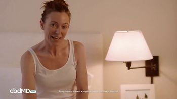 cbdMD TV Spot, 'Living in Pajamas' - Thumbnail 5