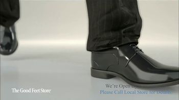 The Good Feet Store TV Spot, 'Feel Better: Open by Appointment' - Thumbnail 5
