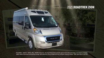 La Mesa RV TV Spot, 'Generations: Discounted: 2021 Roadtrek Zion' - Thumbnail 5