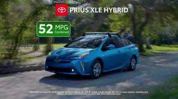 Toyota TV Spot, 'Ten Different Hybrids' [T2] - Thumbnail 3