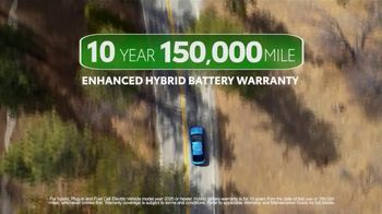 Toyota TV Spot, 'Ten Different Hybrids' [T2] - Thumbnail 8