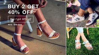 Macy's TV Spot, 'Spring Refresh: Sandals, Sneakers and Jewelry'
