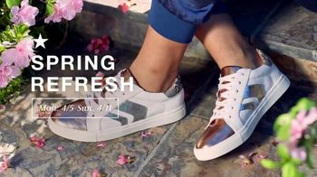Macy's TV Spot, 'Spring Refresh: Sandals, Sneakers and Jewelry' - Thumbnail 2