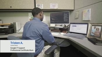 Coursera TV Spot, 'Get Job-Ready With Professional Certificates: $39' - Thumbnail 1