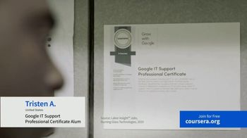 Coursera TV Spot, 'Get Job-Ready With Professional Certificates: $39' - Thumbnail 3