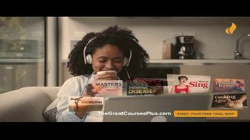 The Great Courses Plus TV Spot, 'Learn With Purpose' - Thumbnail 3