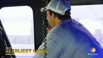 Discovery+ TV Spot, 'Deadliest Catch' - Thumbnail 6