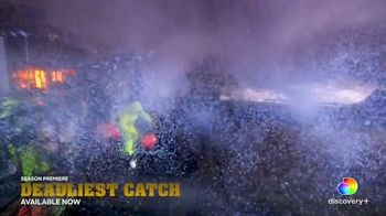 Discovery+ TV Spot, 'Deadliest Catch' - Thumbnail 7