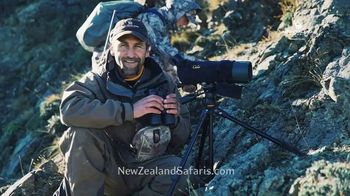 New Zealand Safaris TV Spot, 'Thrill and Excitement'
