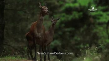 New Zealand Safaris TV Spot, 'Thrill and Excitement' - Thumbnail 4