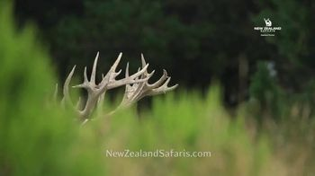 New Zealand Safaris TV Spot, 'Thrill and Excitement' - Thumbnail 5