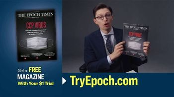 The Epoch Times TV Spot, 'Underground Sources' - Thumbnail 10