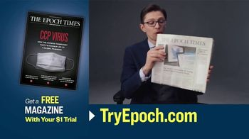 The Epoch Times TV Spot, 'Underground Sources' - Thumbnail 7