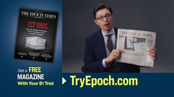 The Epoch Times TV Spot, 'Underground Sources' - Thumbnail 8