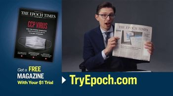 The Epoch Times TV Spot, 'Underground Sources' - Thumbnail 9