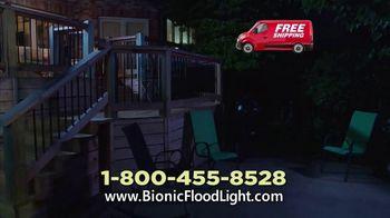 Bionic Floodlight TV Spot, 'Super-Span of Light' - Thumbnail 9