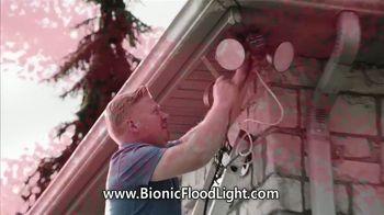 Bionic Floodlight TV Spot, 'Super-Span of Light' - Thumbnail 2