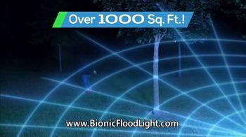 Bionic Floodlight TV Spot, 'Super-Span of Light' - Thumbnail 3