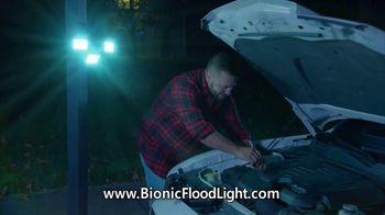 Bionic Floodlight TV Spot, 'Super-Span of Light' - Thumbnail 4
