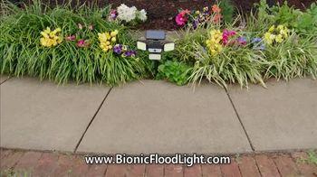 Bionic Floodlight TV Spot, 'Super-Span of Light' - Thumbnail 5