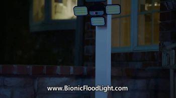 Bionic Floodlight TV Spot, 'Super-Span of Light' - Thumbnail 6