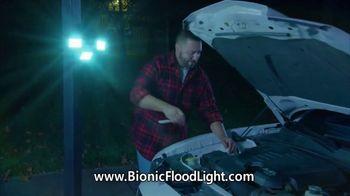 Bionic Floodlight TV Spot, 'Super-Span of Light' - Thumbnail 7