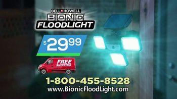 Bionic Floodlight TV Spot, 'Super-Span of Light' - Thumbnail 8
