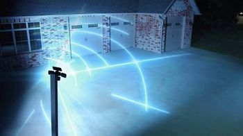 Bionic Floodlight TV Spot, 'Super-Span of Light'