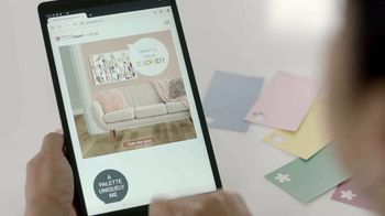 Sherwin-Williams ColorSnap Color ID TV Spot, 'Home.Made: Trendsetter' - Thumbnail 3