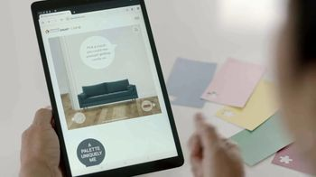 Sherwin-Williams ColorSnap Color ID TV Spot, 'Home.Made: Trendsetter' - Thumbnail 4