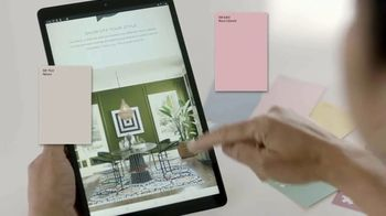 Sherwin-Williams ColorSnap Color ID TV Spot, 'Home.Made: Trendsetter' - Thumbnail 7