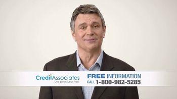 Credit Associates TV Spot, '$10,000 in Credit Card Debt' - Thumbnail 5