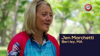 Pan-Mass Challenge (PMC) TV Spot, 'Jen Marchetti'
