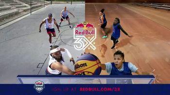 Red Bull TV Spot, '3X: USA Basketball Team Sign Up'