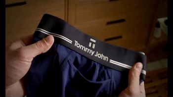 Tommy John Apollo Underwear TV Spot, 'Elevate'