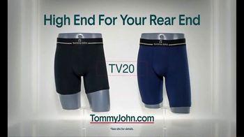 Tommy John Apollo Underwear TV Spot, 'Elevate' - Thumbnail 9