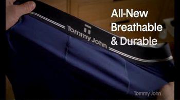 Tommy John Apollo Underwear TV Spot, 'Elevate' - Thumbnail 5