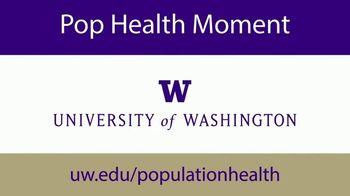 University of Washington TV Spot, 'Pop Health Minute: Positive Difference' - Thumbnail 9