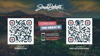 South Dakota Department of Tourism TV Spot, 'Come Visit the Great 8' - Thumbnail 6