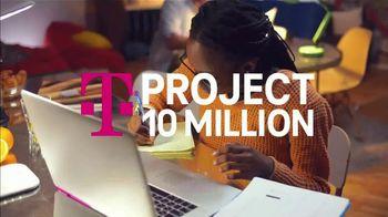 T-Mobile Project 10 Million TV Spot, 'Continuing Our Pledge'