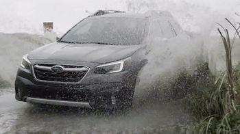 2021 Subaru Outback TV Spot, 'Adventurous Heart' [T2] - 10 commercial airings