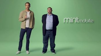 Mint Mobile TV Spot, 'Epic Offer' Featuring Ryan Reynolds, Jon Bailey