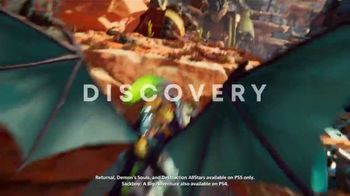 PlayStation TV Spot, 'PS4 and PS5 Exclusives' - Thumbnail 4