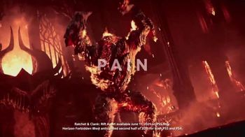 PlayStation TV Spot, 'PS4 and PS5 Exclusives' - Thumbnail 5