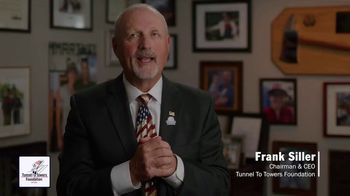 Stephen Siller Tunnel to Towers Foundation TV Spot, 'Let Us Do Good Village: Stephen's Legacy'