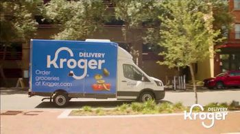 The Kroger Company TV Spot, 'The Delivery Difference'