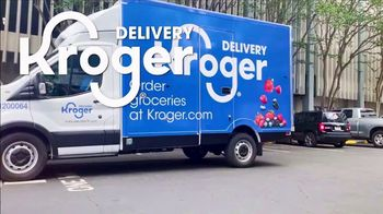 The Kroger Company TV Spot, 'The Delivery Difference' - Thumbnail 1